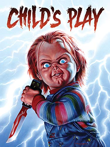 10 Year Old Halloween Movies (Child's Play (1988))
