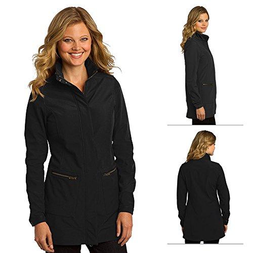 ogio-ladies-intake-trench-coat-jacket-blacktop-l