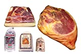 Best of the South Gift Box - Whole Ham - Slab Bacon - Grits - Biscuits - RedEye Gravy