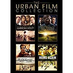 Urban Film Collection: American Violet, All Things Fall Apart, Home Again, Blood Done Sign My Name Quad