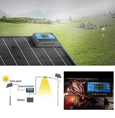 ALLPOWERS Solar Controller