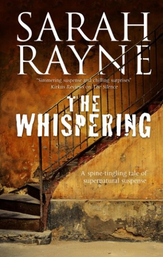 Whispering, The: A haunted house mystery (A Nell West and Michael Flint Haunted House Story Book 4)