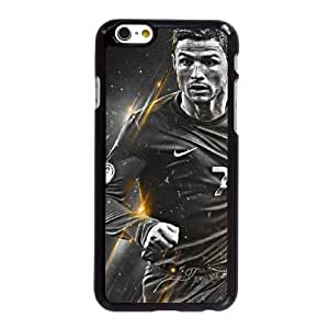 Cristiano Ronaldo Z8Y5Zk Funda LG G 6 6S Plus 5.5 pulgadas Funda caja del teléfono celular Negro N2P5JQ caja del teléfono celular Funda DIY Volver