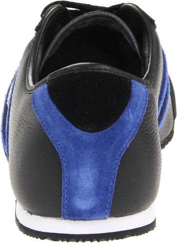 Lacoste Heren Tourelle Ciw Sneaker Zwart / Blauw