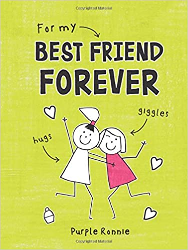 Best Friends Forever Book