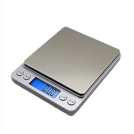 XXHDYR Básculas de Cocina de precisión balanzas electrónicas para ...