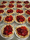 """5"""" Aluminum Pie or Tart Pan Combo with Dome"""