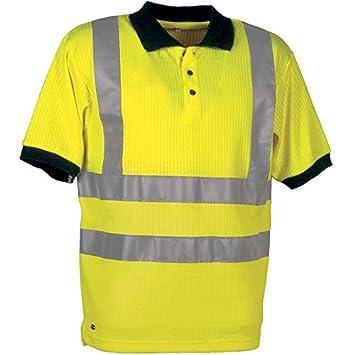 Cofra V116-1-00.Z/3 Spotlight - Polo (talla M), color amarillo, M ...