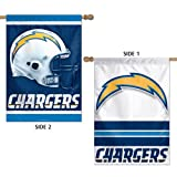 """San Diego Chargers Official NFL 28""""x40"""" Banner Flag by Wincraft"""