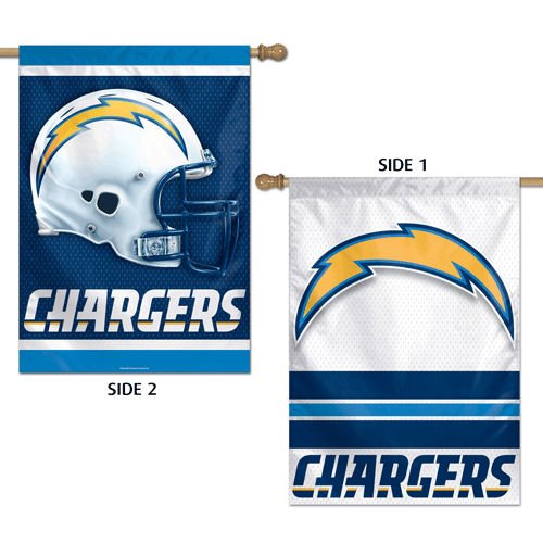 "San Diego Chargers Official NFL 28""x40"" Banner Flag by Wincraft"