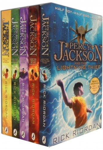 By Rick Riordan Percy Jackson & The Olympians