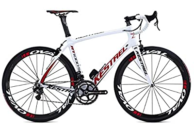 2013 Kestrel RT-1000 SL-Campagnolo Super Record EPS 3035385162 White 62CM Bike