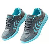Cheap MAXSHOW Women's Athletic Breathable Sneakers Road Running Shoes