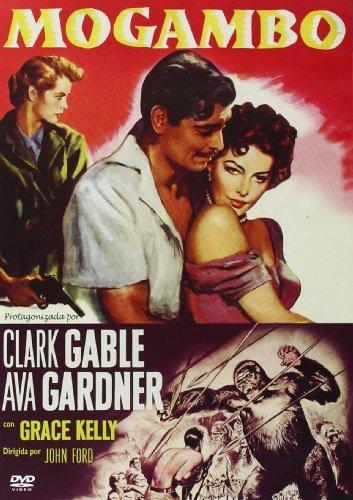 Mogambo (Import Movie) (European Format - Zone 2) (2004) Clark Gable; Ava Gardner; Grace Kelly; John Ford