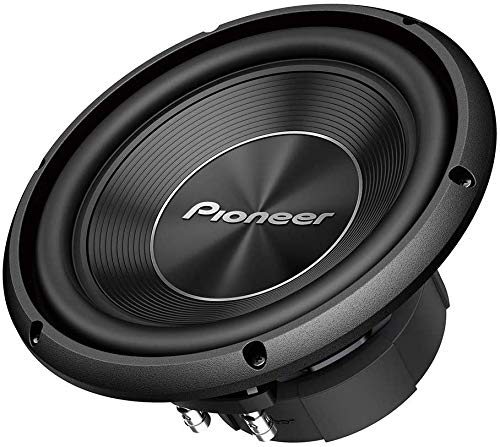Pioneer TS-A250D4 10″ Dual 4 ohms Voice Coil Subwoofer
