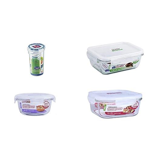 Botes herméticos Recipientes de almacenamiento de alimentos ...