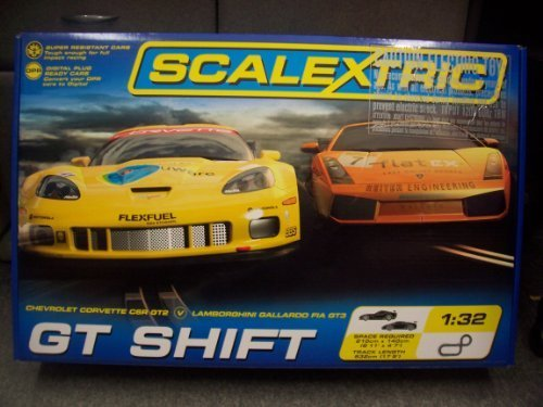 Scalextric 1:32 GT Shift Race Set (C1298T)