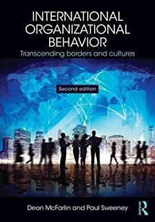 International dimensions of organizational behavior amazon international organizational behavior transcending borders and cultures fandeluxe Gallery