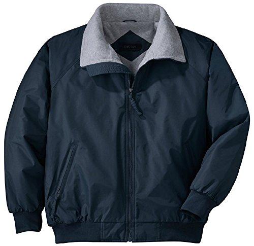 Joe's USA(tm - Heavyweight Fleece Lined Water-Resistant Tall Jackets