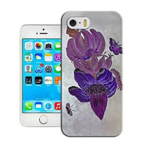 A man is drawing murals Wallpaper Best Durable Plastic Protective Case Cover For Iphone 5/5s