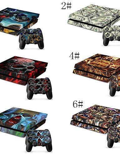 PS4/Sony PS4 DF-0161 - Novedad - Policarbonato/Plástico Bolsos ...