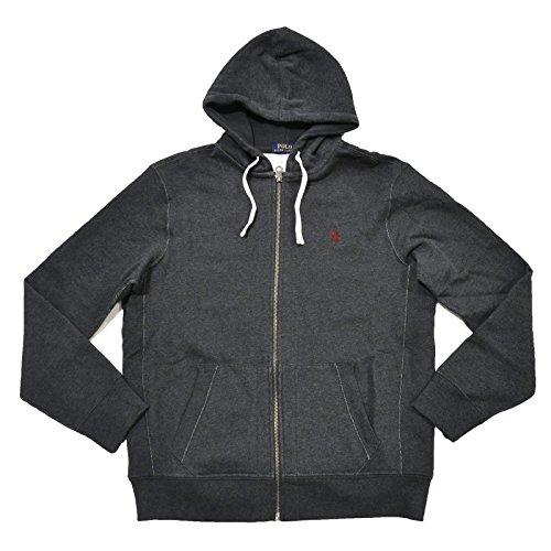 polo-ralph-lauren-classic-full-zip-fleece-hooded-sweatshirt-onyx-heather-m