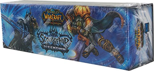 G WoW Trading Card Game Scourgewar Icecrown Epic Collection ()