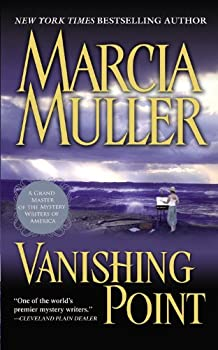 Vanishing Point (A Sharon McCone Mystery) 0446619310 Book Cover