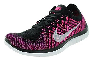 womens nike free flyknit 4.0 running shoes