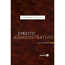 livro direito administrativo fernanda marinela