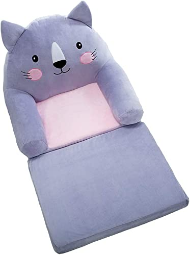 Baby Girl s 1st Chair Soft, Safe and Supportive for Baby Girl Fold-Out Option to Support Growing Baby Recommended Age 9 Months - 2 Years