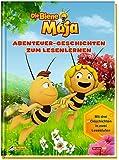 Biene Maja: Abenteuer-Geschichten zum Lesenlernen (Die Biene Maja)