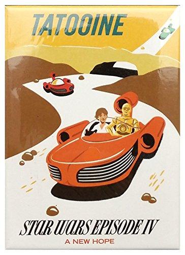 Disney-Parks-Magnet-Star-Wars-Tatooine-x-Autopia-Retro-Poster