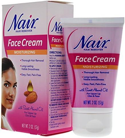 Amazon Com Nair Face Cream 2 Oz Depilatories Beauty