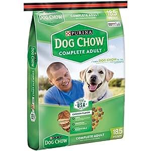 PURINA ADULT DOG CHOW COMPLETE (Dog Food 18.5 lbs): Pet ...