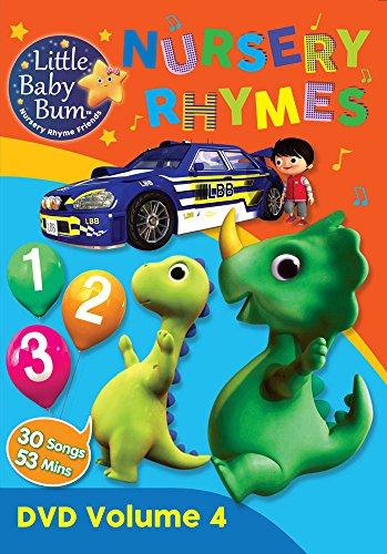 Little Baby Bum Volume 4 DVD