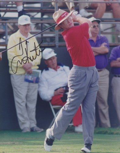 Tom Kite Signed - Autographed Golf 8x10 inch Photo ()