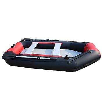 DMBHW Espesar Barca Hinchable 2.7M Rafting al Aire Libre Pescar ...