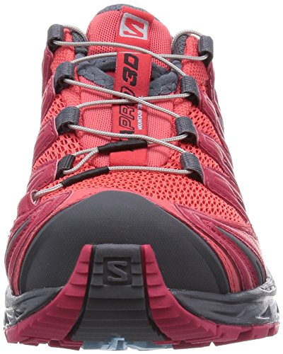 Papaya 3D Pink b Running da Lotus Trail da Rosso Salomon PRO Scarpe Air XA Donna 1POvqvZ