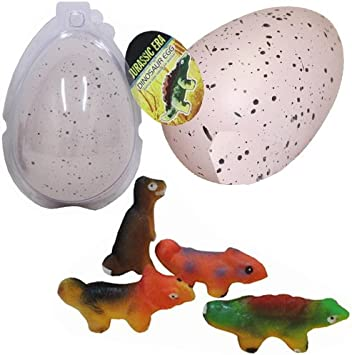 Hatching Dinosaur Egg Growing In Water pets Children Kids Magic Gift Toy Animals