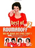 Best of Anne ROUMANOFF : On ne nous dit pas tout ! (vol. 2)