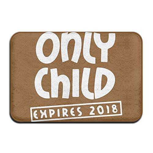 Only Child Expiring 2018 Indoor Outdoor Entrance Rug Non Slip Standing Mat Doormat Rugs For - New Woodbury York Mall