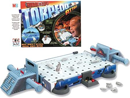 Hasbro Torpedo Attack: Amazon.es: Juguetes y juegos