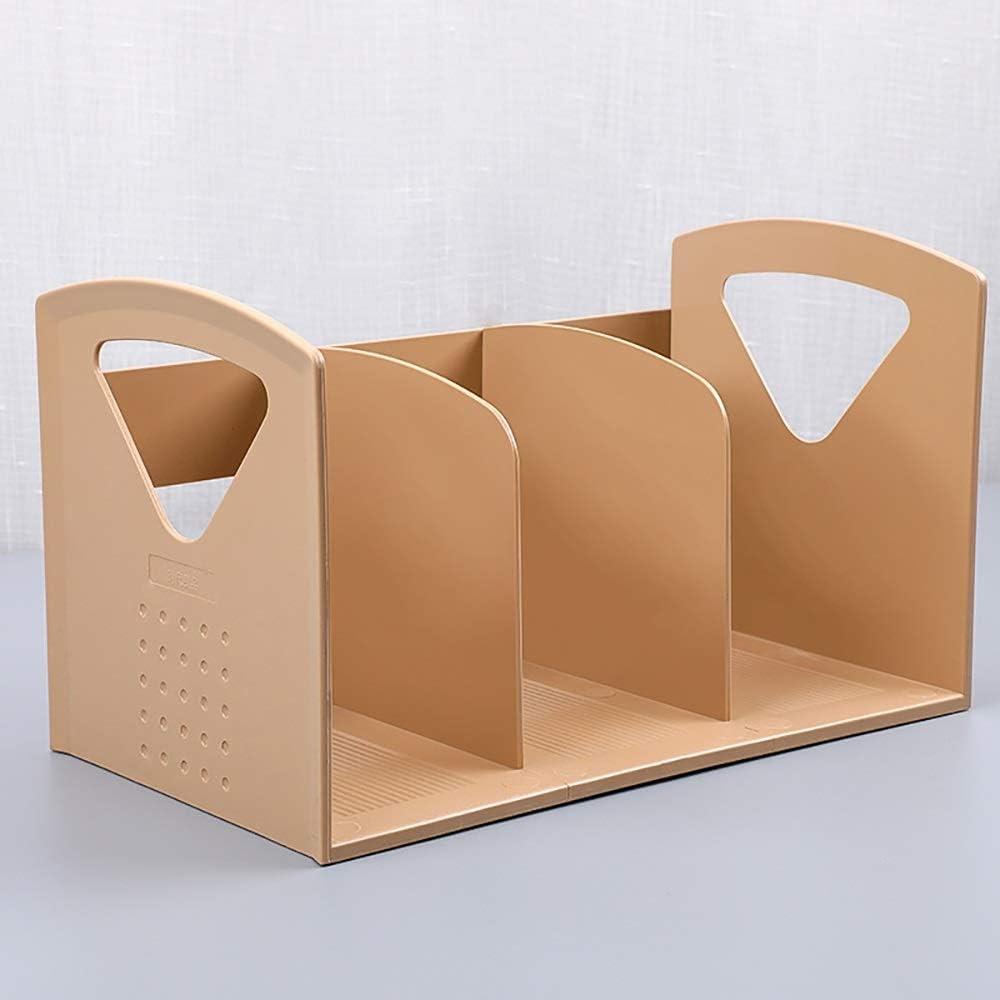 Archivadores móviles Pack de 2 archivo plástica del estante simple ...