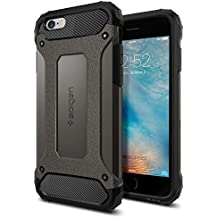 Spigen Tough Armor TECH iPhone 6S Case with Extreme Shock and Drop Protection for Apple iPhone 6 / 6S - Gunmetal