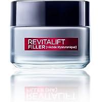 L'Oréal Paris Revitalift Filler Soin Anti Age Jour Revolumisant Progressif à l'Acide Hyaluronique 50 ml