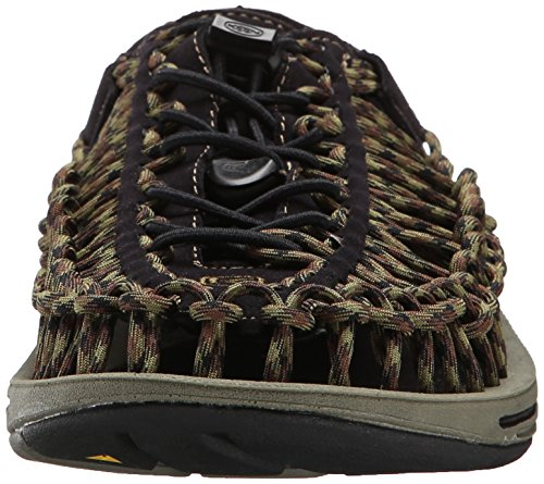 Keen Olive Black Burnt Sandal UNEEK Men's HqHZwTRp