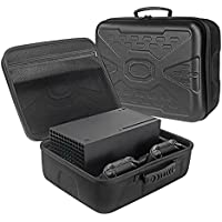 MS1 Travel Carrying Case for Xbox Series X, Portable Storage Bag Protective Case for Xbox Series X Game Console and…