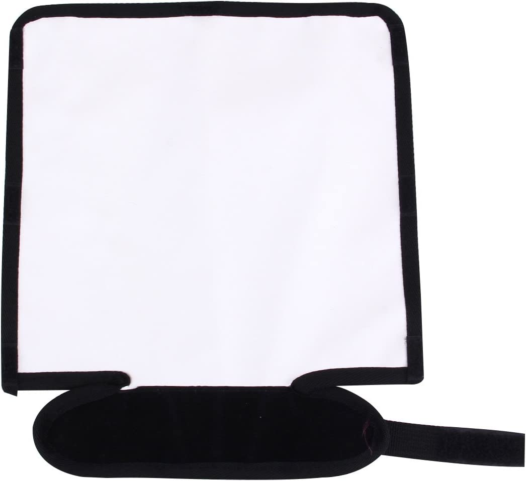 28.3 x 24.5 cm Durable Built-in Three Hoses,V Size CAOMING K-B23 Folding Portable Reflector Board