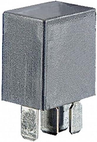 Hella 4rc 933 364 027 Relais Arbeitsstrom 12v 5 Polig Schaltbild L1 Stecker C3 Schließer Ohne Halter Auto
